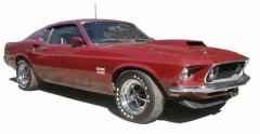 Форд Мустанг 1969 года