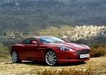 крутой Aston Martin DB9