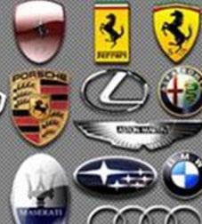 Автомобильные эмблемы для Сочи - 1